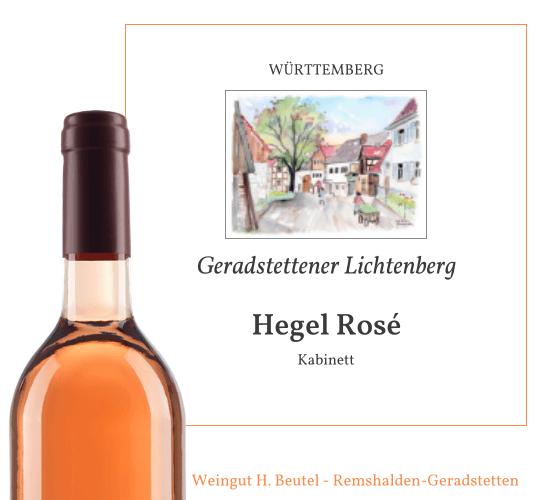 Hegel Rose