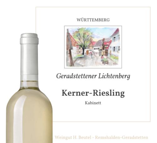 Kerner-Riesling