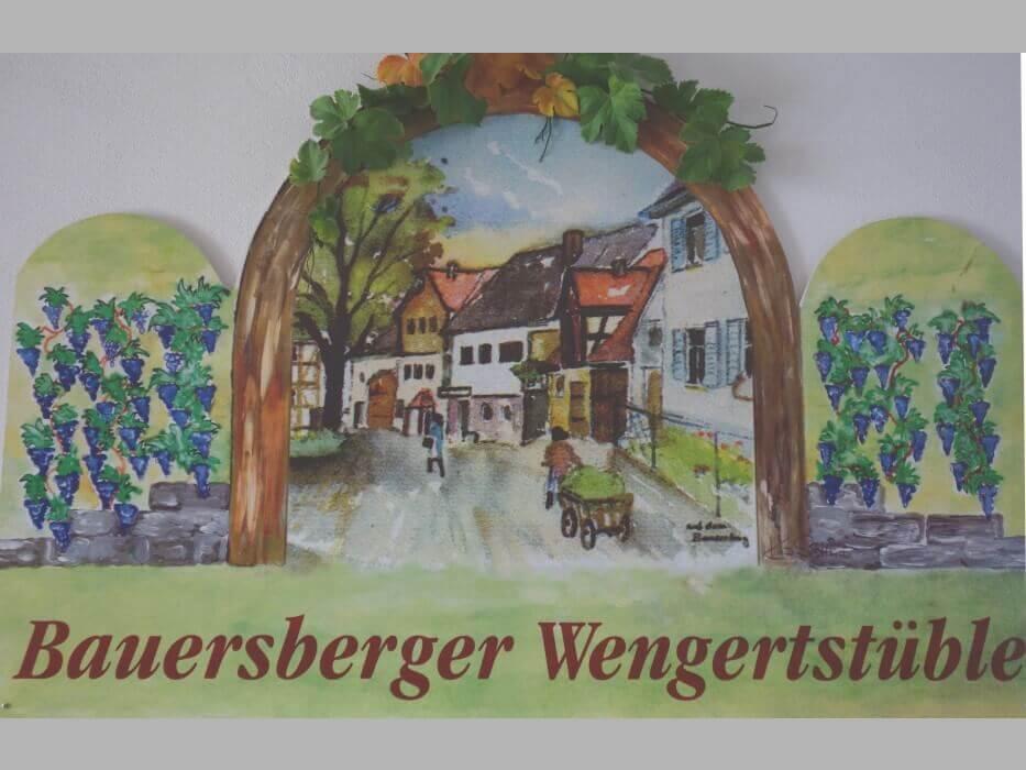 Bauersberger Wengertstüble